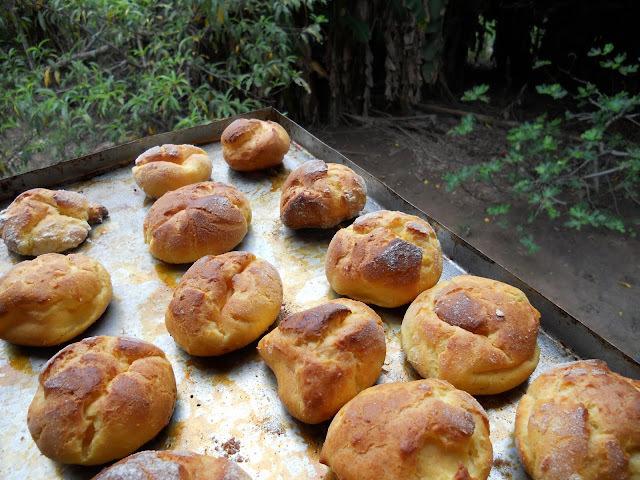 broa de farinha de trigo