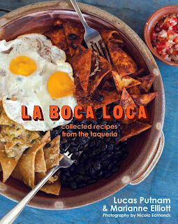 La Boca Loca collected recipes from the taqueria