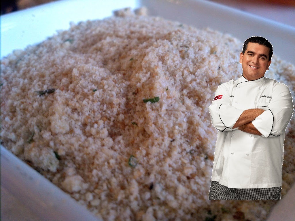 Farinha de rosca especial do Buddy Valastro - Kitchen boss