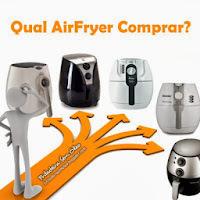 "Qual AirFryer Comprar? ""Comparativo"""
