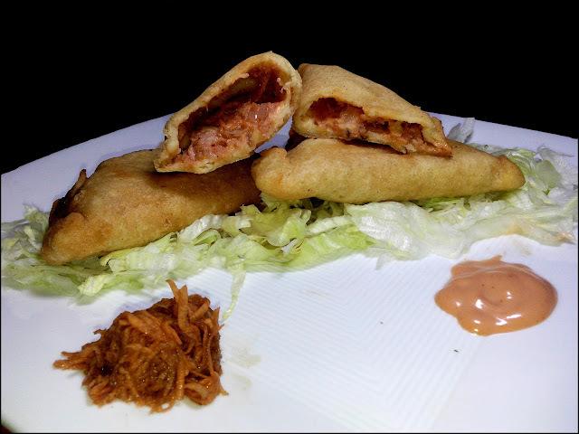 Receta: Empanadas de Atún con queso