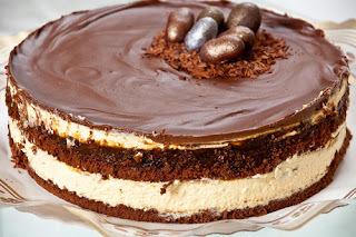 Sobremesa especial: Torta de Páscoa