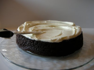glacage cupcake chocolat sans sucre glace