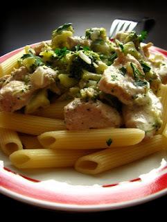 Výborné kuracie prsia s brokolicovo-syrovou omáčkou