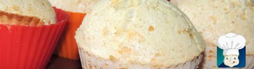 forma para cupcake pode ser em forma de pao de queijo