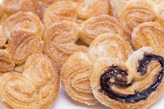 6 pequeños bocados dulces caseros