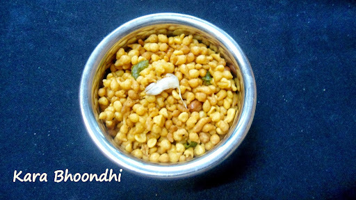 Kara Boondhi |  Festive Recipes