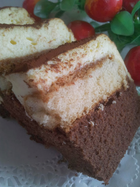 ~~ Italian Tiramisu Cake  - 意大利Tiramisu 蛋糕  ~~