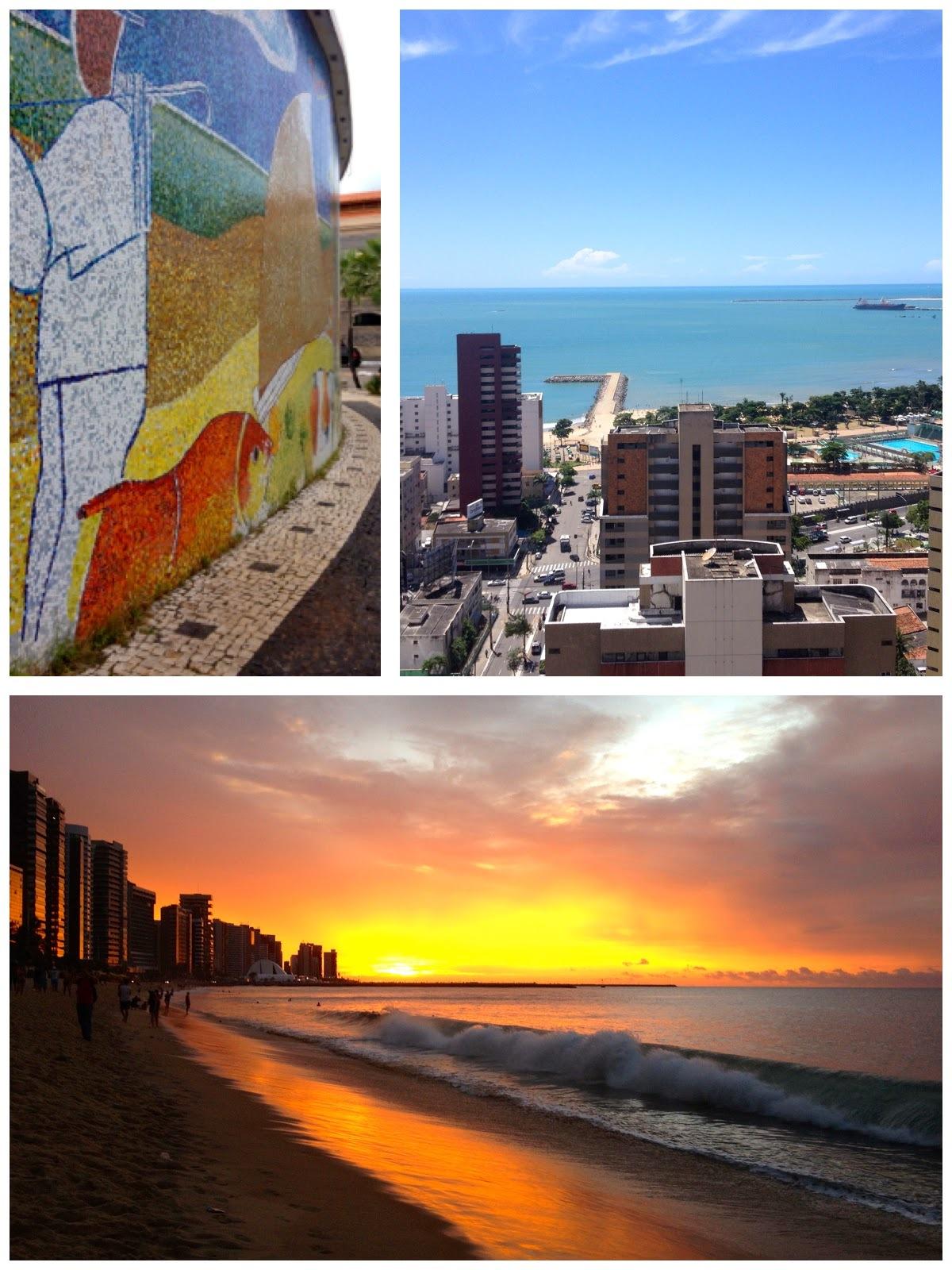 De viaje por Brasil - Parte I: Fortaleza