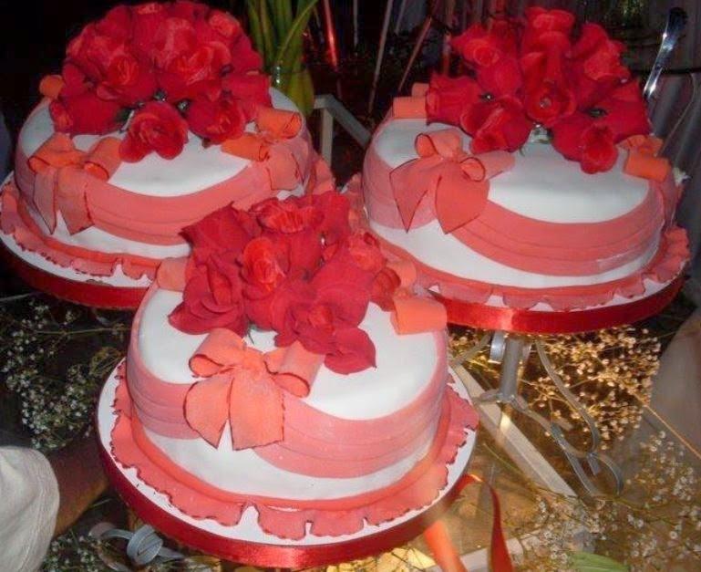 de glace simples para confeitar bolo