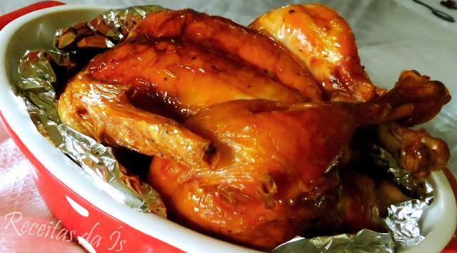 pratica e gostosa com peito de frango
