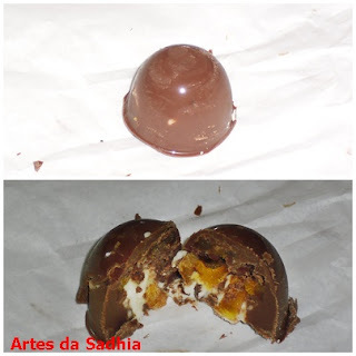embalar doces e vender