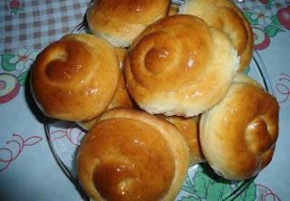 Pão de Batatinha