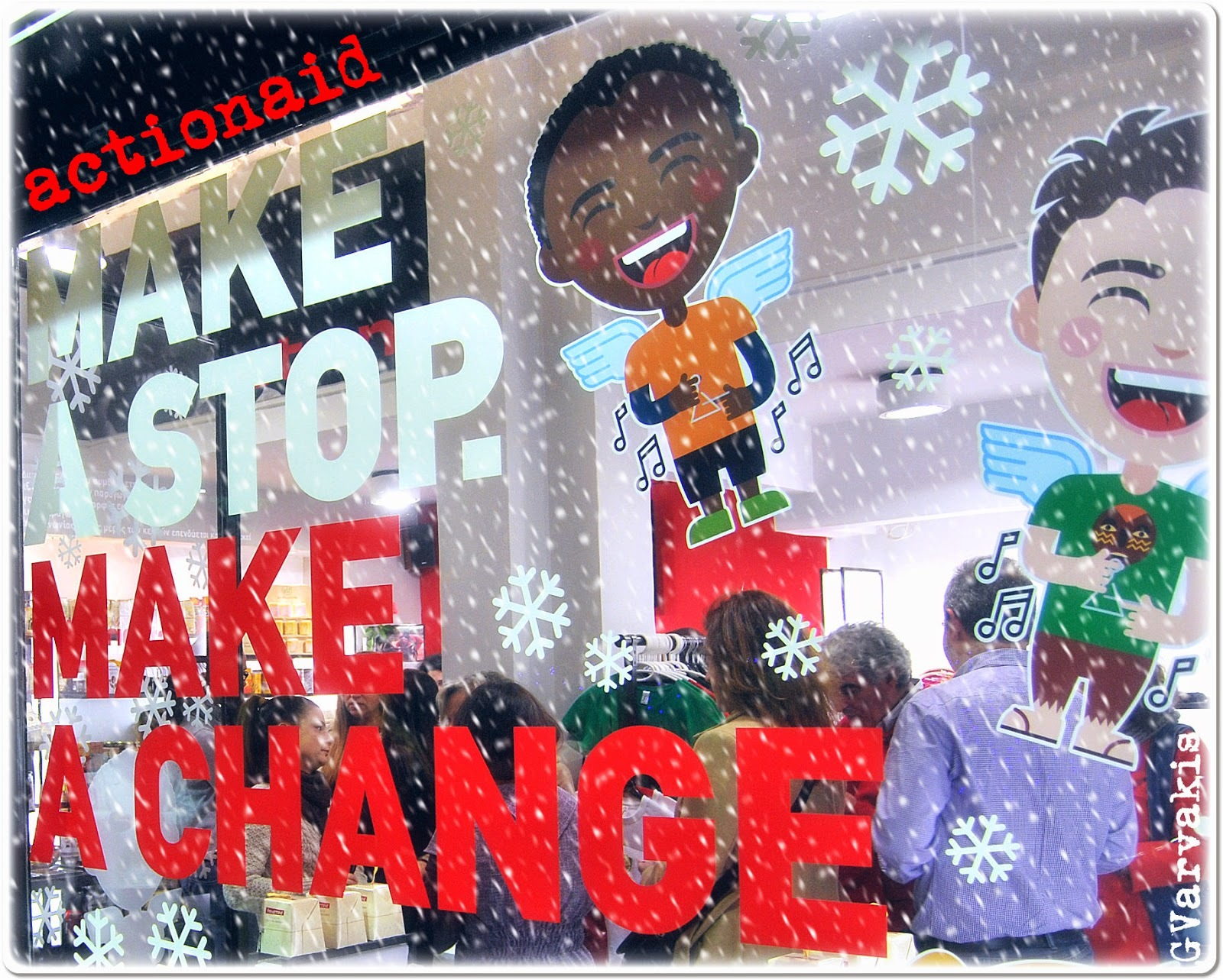 actionaid shop : make a change to the world