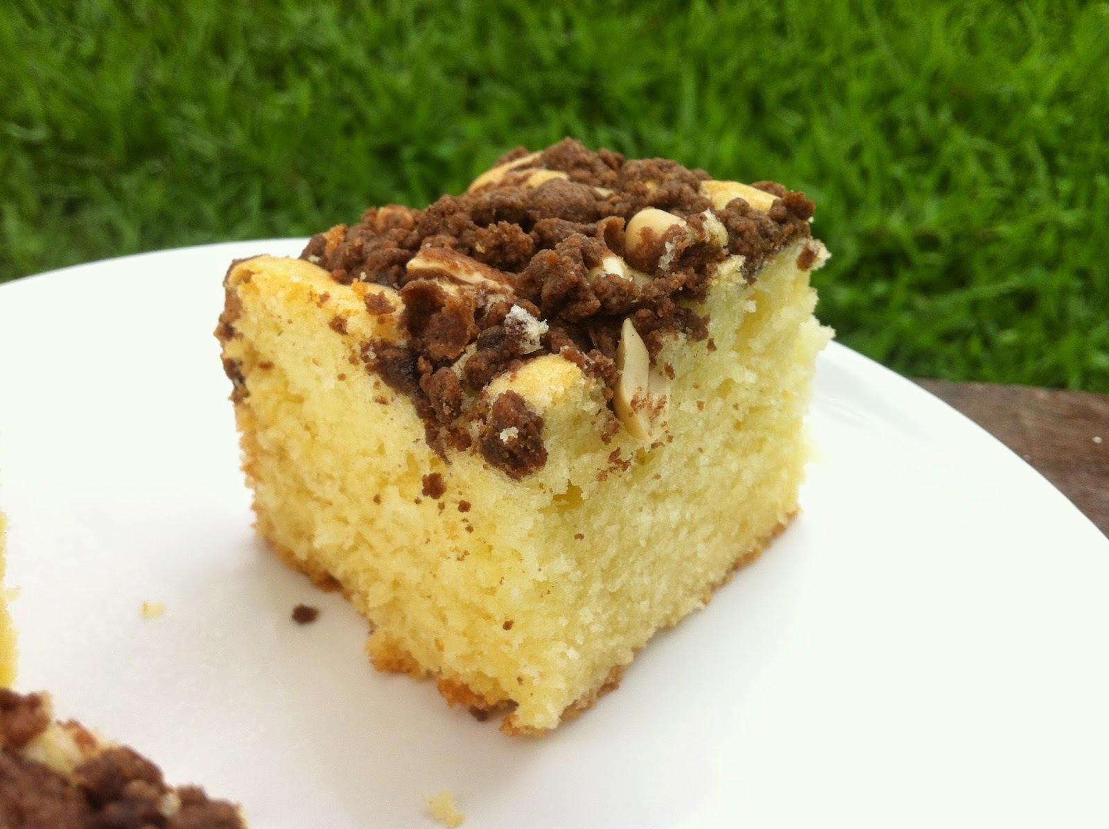 Coffee Cake Perfeito