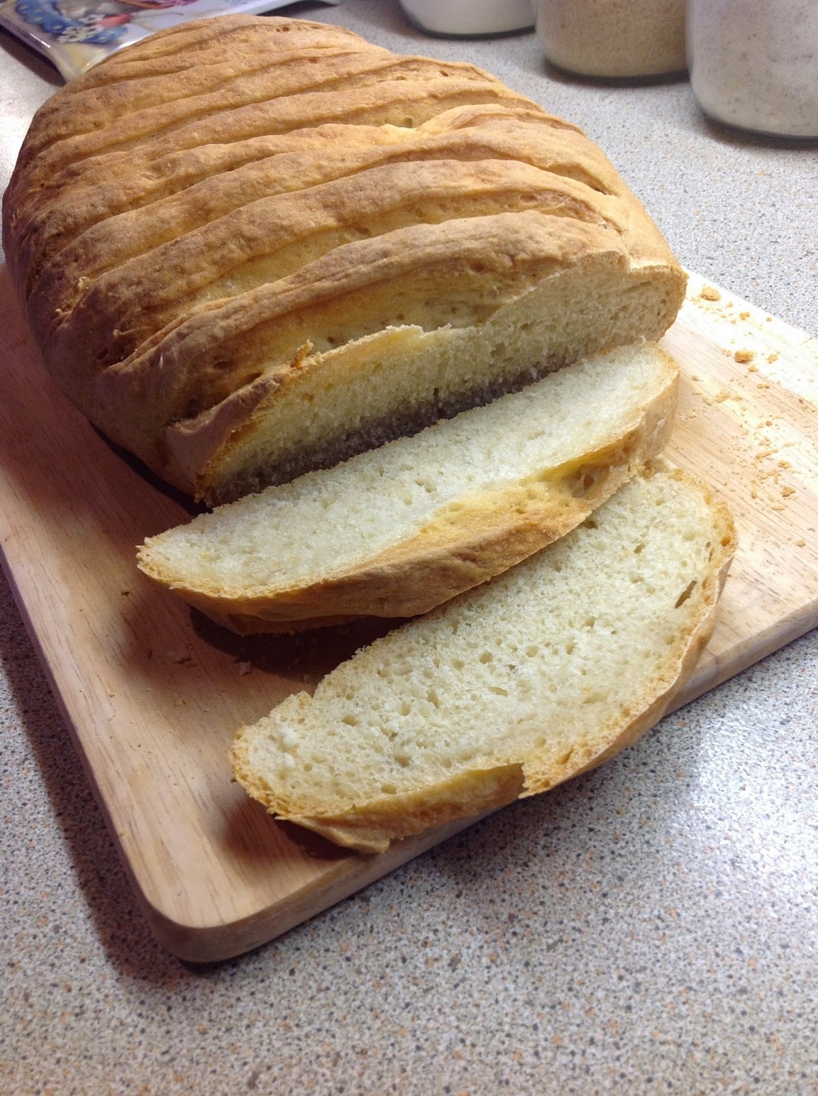 uk bloomer recipe