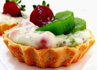 FAÇA & VENDA - Tortinha de Frutas