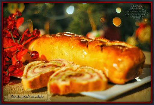 Pan de jamón.