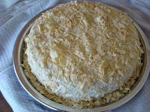 creme quatro leites para recheio de bolo