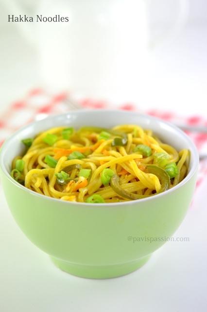 Veg Hakka Noodles , How to make veg Hakka Noodles , Noodles recipes