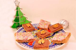 Lebkuchen (galletas navideñas)