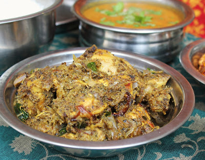 Chettinad Mutton Biryani