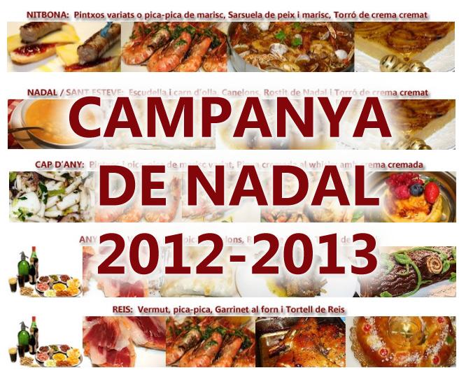 ARTICLE: Campanya de Nadal 2012-2013