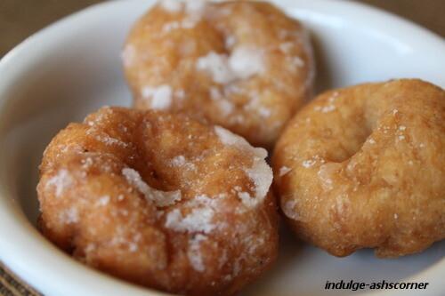 Balushahi-Badushai-Glazed Donut Biscuits