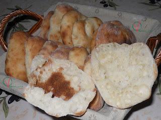 Pan de pita rápido (Thermomix)