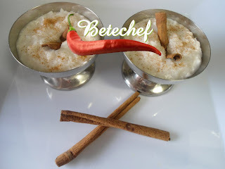 ARROZ DOCE LIGHT/DIET BY BETECHEF