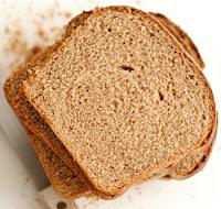 Pão 100% Integral Leve e Fofo