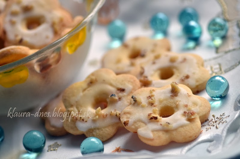 Citrónové sušienky