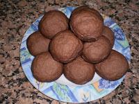 Receta de pan de cacao