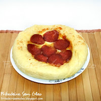 pizza sabor americana ingredientes