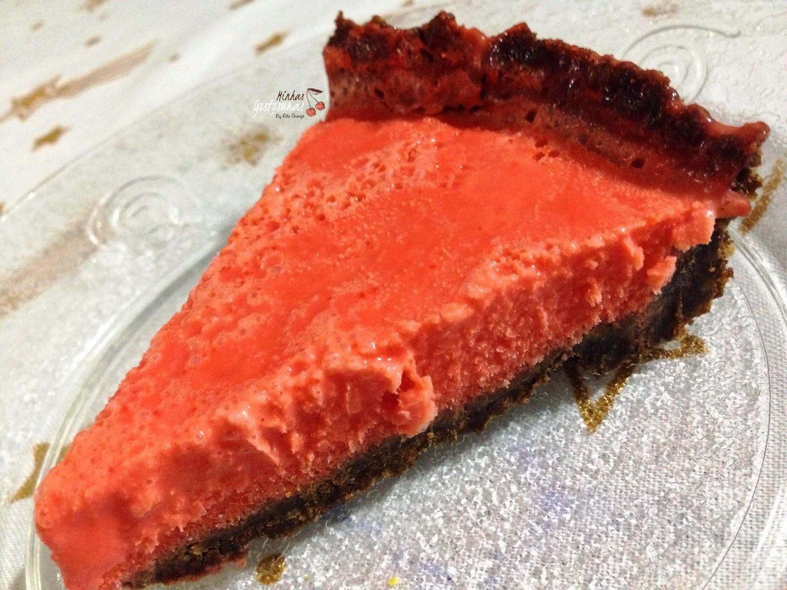 Torta Mousse de Acerola