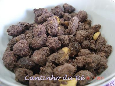 Amendoim Praliné - Festival Sogrinha