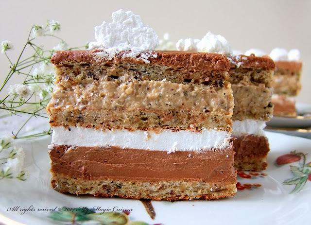 Torta Čarobnica