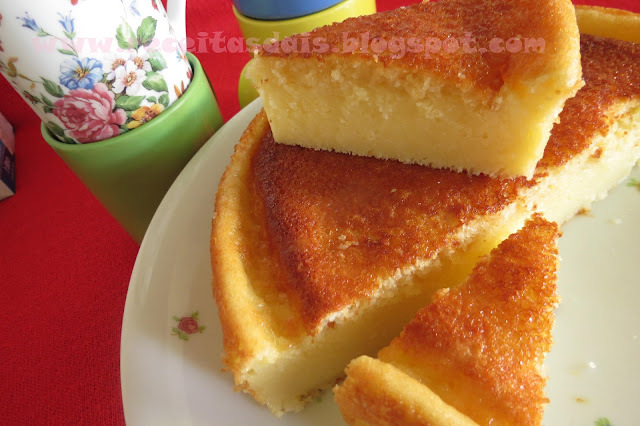 bolo caçarola italiana