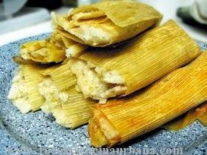 Recetas repostería peruana humitas dulces