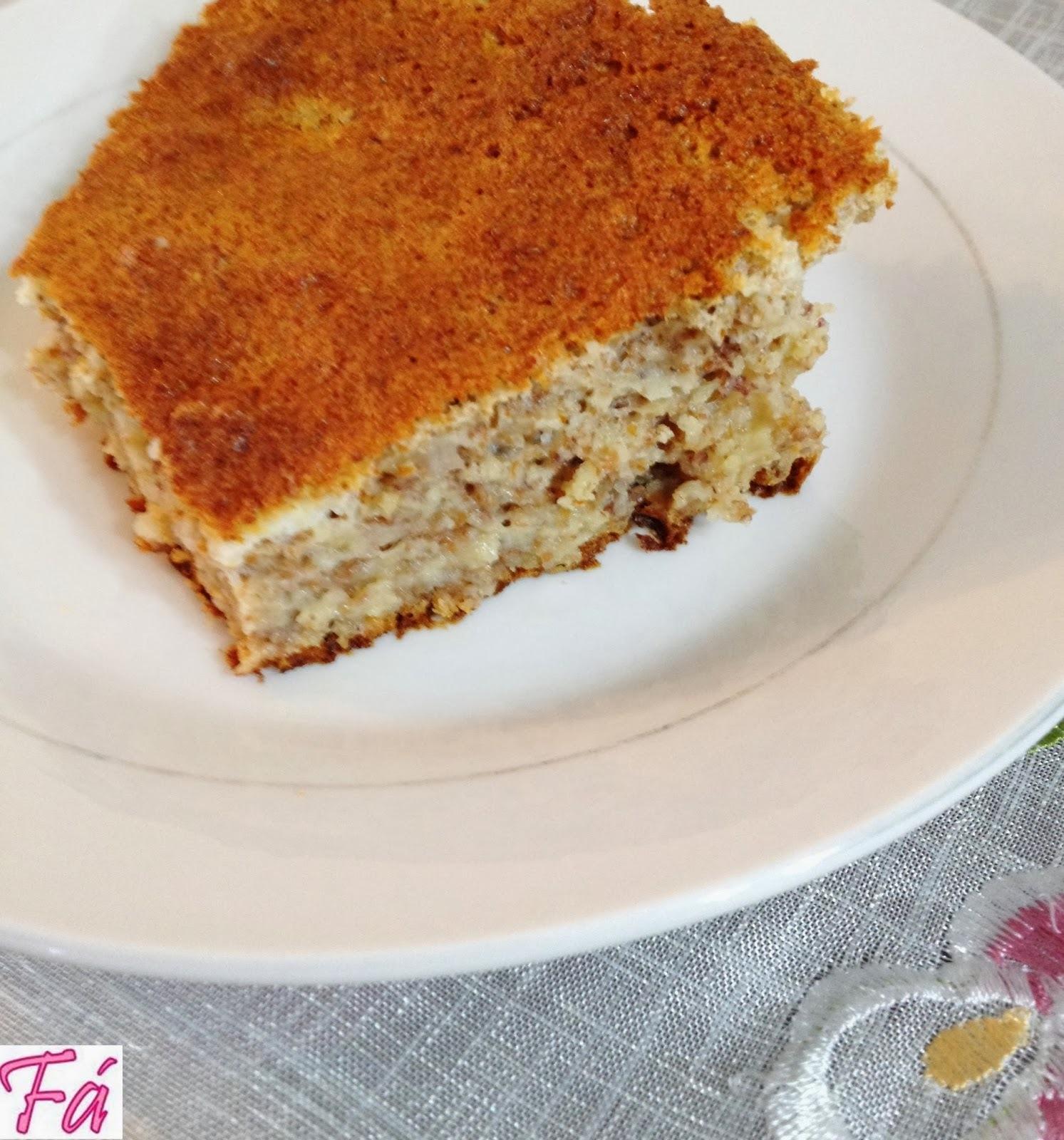 bolo de leite desnatado farelo de aveia farelo de trigo