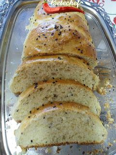 Pão de Coalhada, Aveia  + Adição de Grãos By Betechef