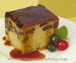 Tarta de pan, receta venezolana