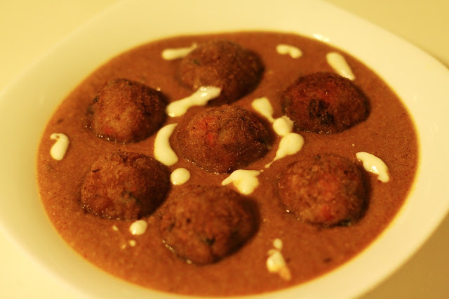 bread kofta in hindi