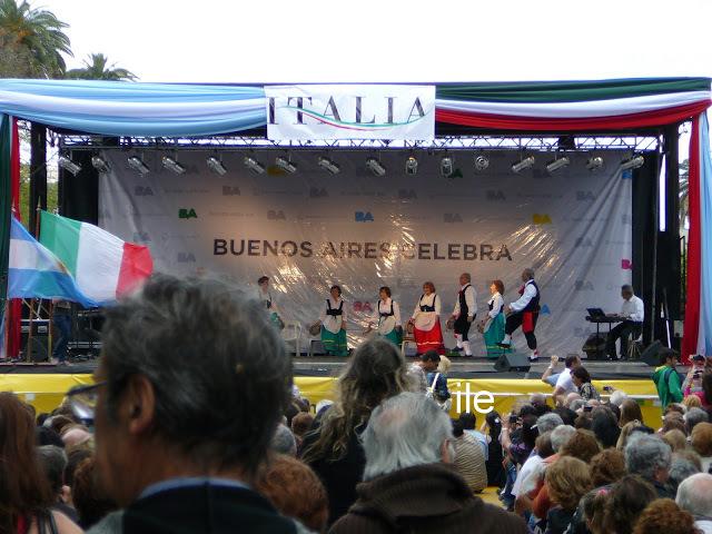 Buenos Aires celebra Italia - Parte II