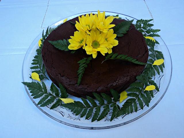 Celebramos mi cumple? Tarta chocolatada trufada