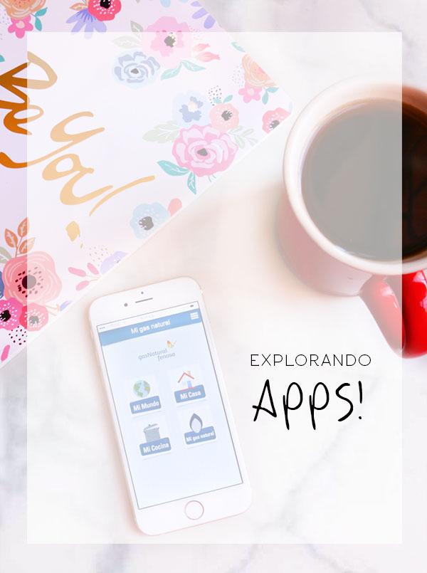 Descubriendo nuevas Apps en Me late Chokolate