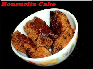 Bournvita Cake