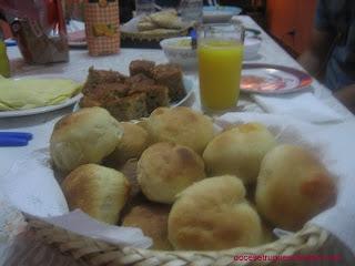 pão de batata facil e rapido com fermento em po