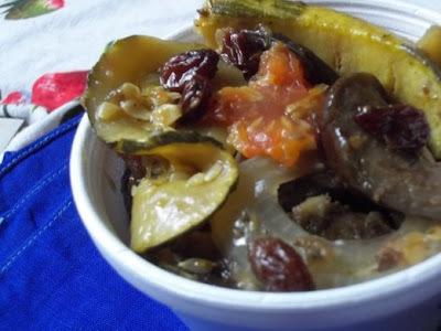 beringela assada no forno simples