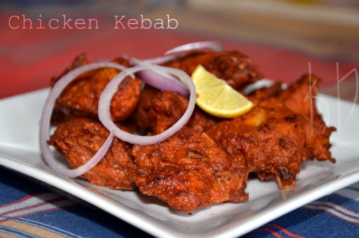 Bangalore Chicken Kebab